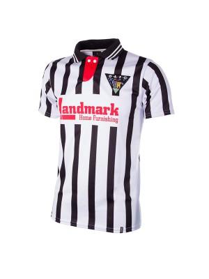 Dunfermline Athletic 1995/96 Short Sleeve Retro Shirt