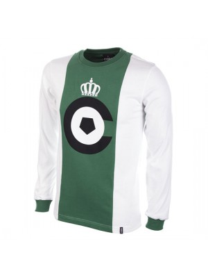Cercle Brugge 1973/74 Long Sleeve Retro Shirt 100% cotton