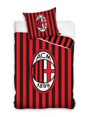 AC Milan duvet set - logo