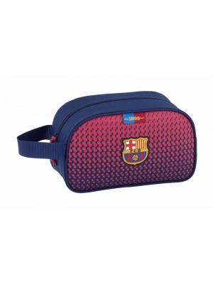 FC BARCELONA TOILET BAG - NAVY