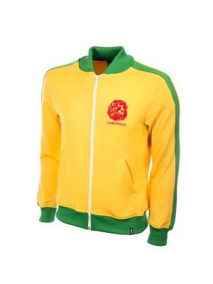 Copa Cameroon 1980erne retro jakke