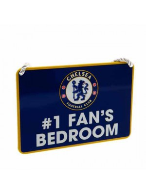 Chelsea FC Bedroom Sign No1 Fan