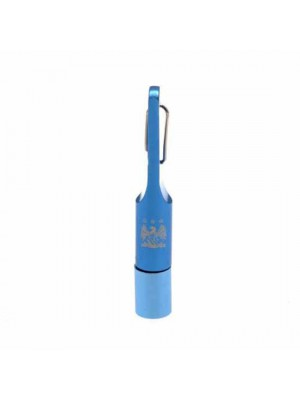 Manchester City FC Keyring Torch