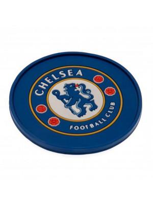 Chelsea FC Silicone Coaster