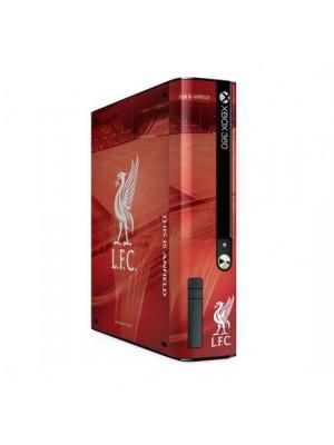 Liverpool FC Xbox 360 E GO Console Skin