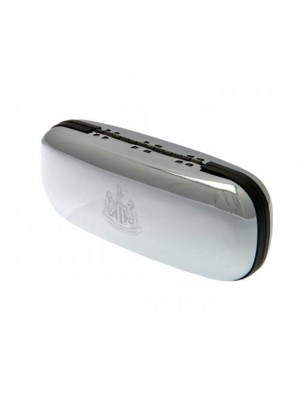 Newcastle United FC Chrome Glasses Case
