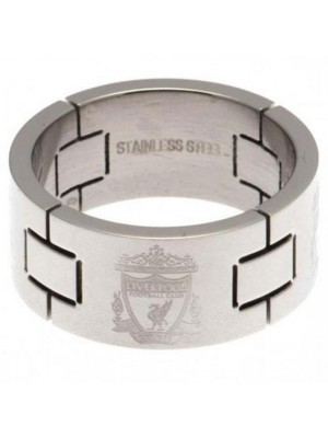 Liverpool FC Link Ring Medium