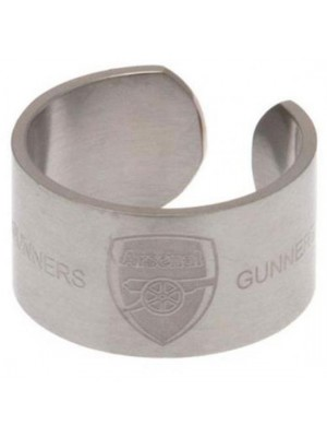 Arsenal FC Bangle Ring Small