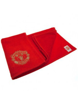 Manchester United FC Embroidered Towel