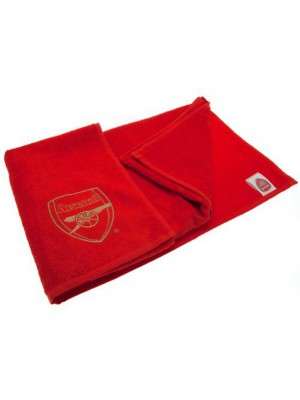 Arsenal Fc Embroidered Towel