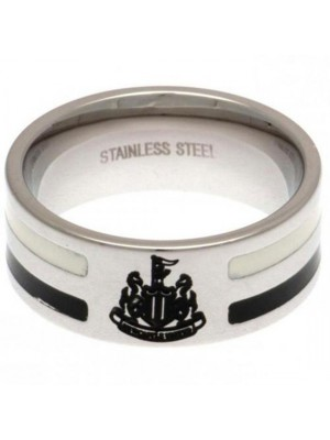 Newcastle United FC Colour Stripe Ring Medium