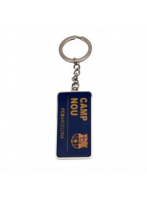 FC Barcelona Keyring SS
