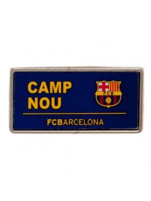 FC Barcelona Badge SS