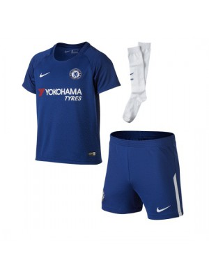 Chelsea home minikit 2017/18 - little boys