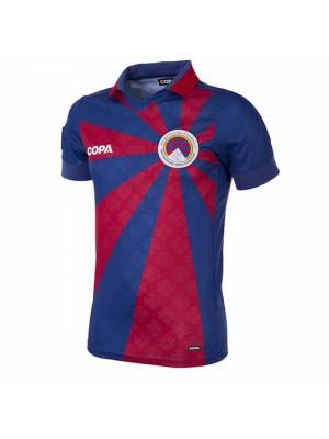 Tibet Home Short Sleeve Football Shirt