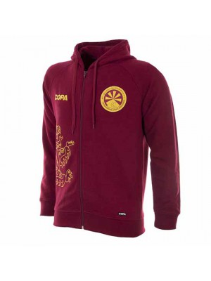 Tibet Zip Hooded Sweater
