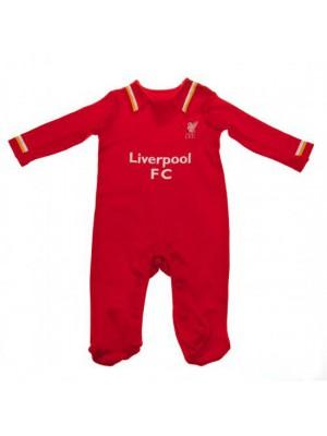 Liverpool FC Sleepsuit 12/18 Months RW