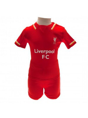Liverpool FC Shirt & Short Set 9/12 Months RW