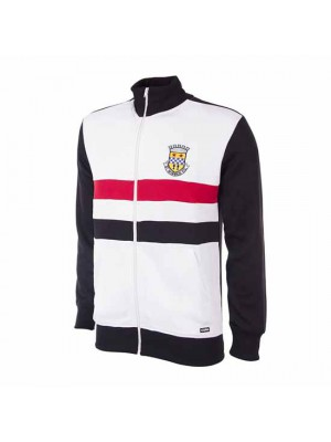 St Mirren 1988 - 89 Retro Football Jacket