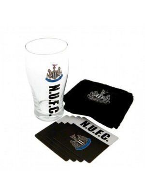Newcastle United FC Mini Bar Set