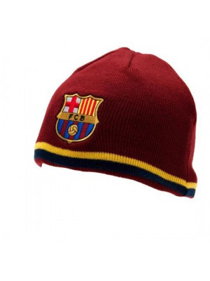 FC Barcelona Knitted Hat TP