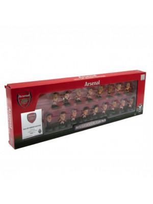 Arsenal FC SoccerStarz FA Cup Winners Team Pack