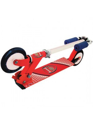 Arsenal FC Inline Folding Scooter