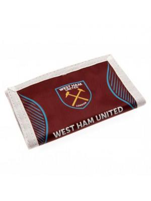 West Ham United FC Nylon Wallet SV