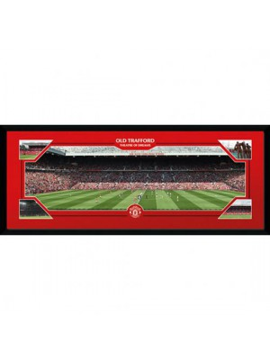 Manchester United FC Picture Old Trafford 30 x 12