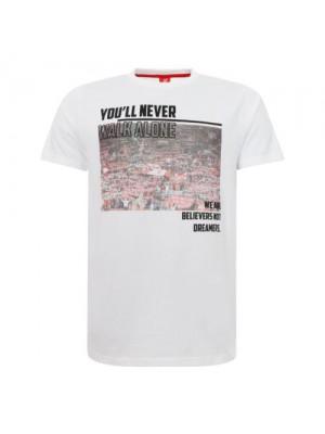 Liverpool tee - white