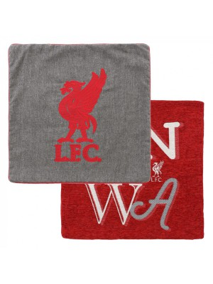 Liverpool Fc 2 Pack Cushion Covers