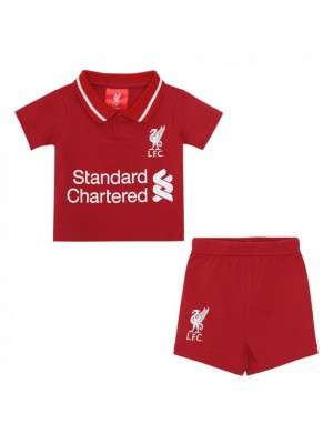 Liverpool Baby 18/19 Home Kit Short Set