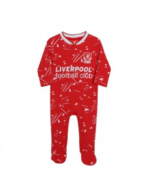 Liverpool Baby Candy Home Sleepsuit
