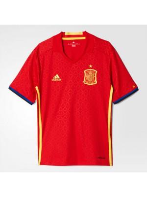 Spanien hjemme trøje EM 2016 - børn