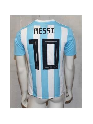 Argentina Messi 10