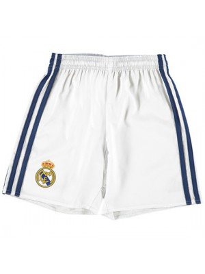 Real Madrid home shorts 2016/17 - youth
