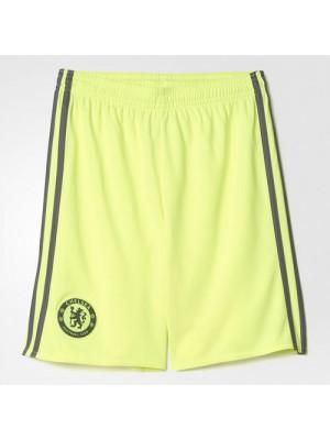 Chelsea goalie shorts 2016/17 - youth