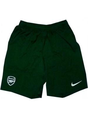 Arsenal goalie shorts 2011/12 - youth - green