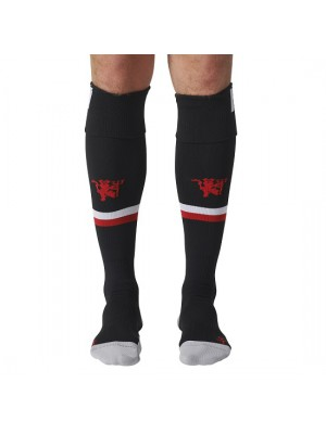 Manchester United home socks 2017/18