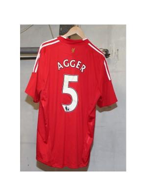 Liverpool home jersey - Gerrard 8