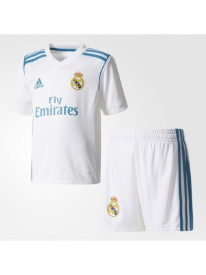 Real Madrid home minikit - little boys