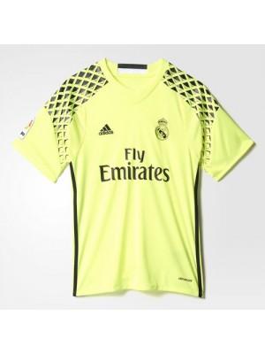 Real Madrid goalie away jersey 2016/17