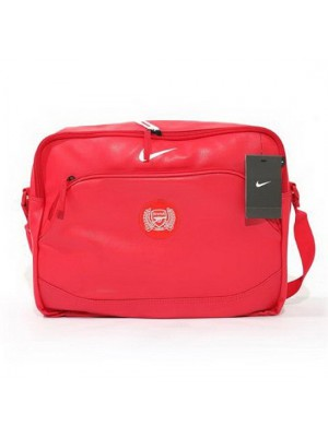 Arsenal messenger bag - red