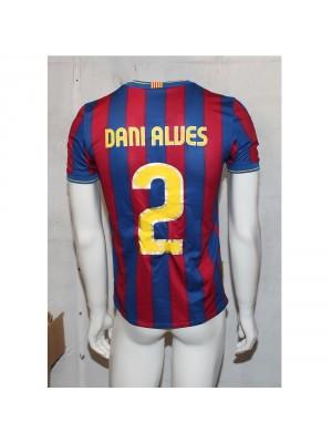FC Barcelona home jersey 2009/10 - Møller 66