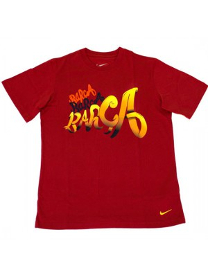 FC Barcelona tee core 2011/12 - red - youth