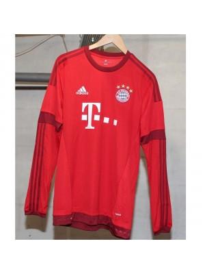FC Bayern home jersey L/S - Lewandowski 9