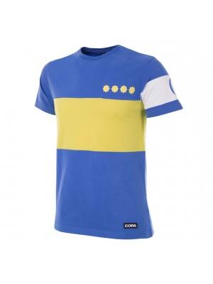Copa Boca Capitano T-shirt // Blue