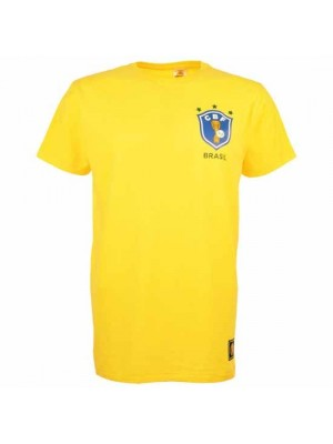 Brazil 12th Man T-Shirt - Yellow