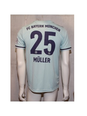 FC Bayern away jersey 2018/19 - men's