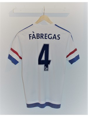 Chelsea away jersey 2015/16 - Fabregas 4
